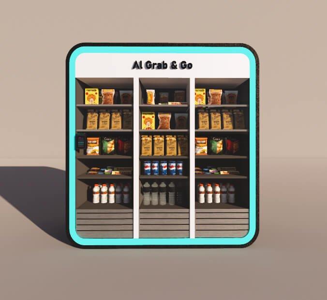 Computer Vision AI Cabinet Australia