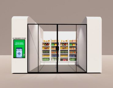 Computer Vision AI Unattended Retail Store Australia