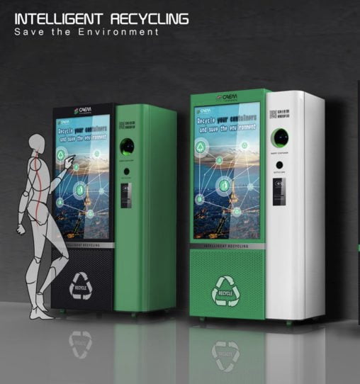 Recycling Vending Machine